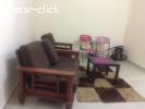 1 bhk in abu hamour / غرفة و صالة في ابو هامور