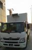 سياره هينو يبانى بصندوق للبيع صنع 2015