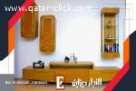 غرف نوم مودرن , اجدد معارض ومصانع بيع مكتبه للشاشه مودرن2028