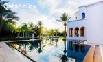 فيلا راقية للإيجار 4 غرف ماستر عصرية بمدينة مراكش المغربية ا