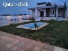 منزل جميل مع 5000 متر في تونس