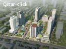 مجمع سكني تجاري بمنطقة استثمارية كبري