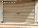 للبيع محل 80 متر بسوق السيراميك علي ميدان و شارع رائيسي بعين
