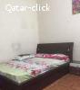 Fully furnished room for a working lady
