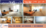 FURNISHED OFFICE SPACES WITH SEA AND CORNICHE VIEW - FOR REN