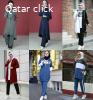 تشكيلة رائعة من الترنجات والفساتين التركية
