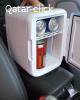 ثلاجة خاصة بالسيارة تعمل بالشاحن الداخلي للسيارة