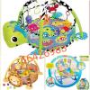 ألعاب و مراجيح للأطفال الصغار