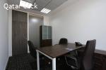 مكاتب عصرية مجهزة ومفروشة