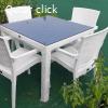 اطقم الطاولات والكراسي