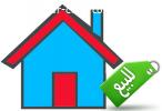 للبيع بيت شعبي