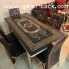 طاولات طعام مودرن صناعة تركية
