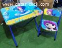 اطقم طاولات مع كراسي حق الاطفال للدراسه