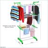منشر الملابس متعدد الاستخدام