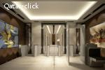 استثمر بشراء شقة مكتبية او مكتب تجاري بمبني متكامل الخدمات ب