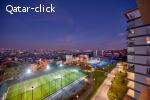 شقق سكنية استثمارية رائعة نظرا لموقعها وتعطي الجنسية التركية