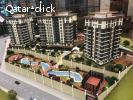 امتلك شقة في افضل موقع يتوسط احياء اسطنبول الاوربية بدفعة مق