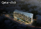 هل تريد ان تتملك شقة او متجر بمجمع فخم في قلب اسطنبول