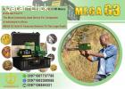Mega G3 Metal Gold Detector Scanner