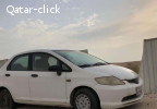 Moderate condition Honda city for sale
