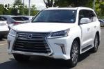 Perfectly Used Lexus LX 570 Suv 2017