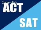 دورات تأهيلية لاختبارات SAT&ACT