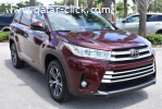 Selling My 7 Months Used 2018 Toyota Highlander