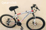 Skid fusion used mountain bike in good condition