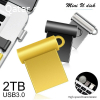 Smallest USB Flash memory ever