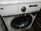 Washing machine with home delivery