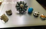 Women jewellery rings